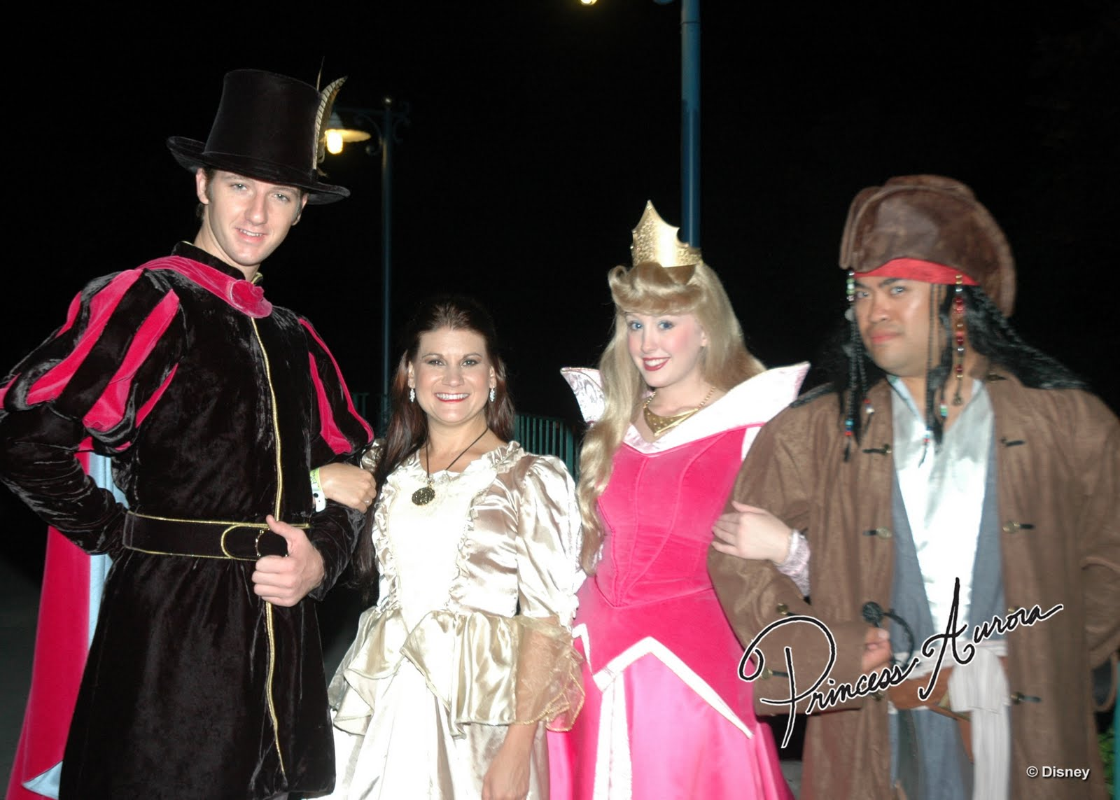 kristen and i meet up with disney royalty at walt disney world