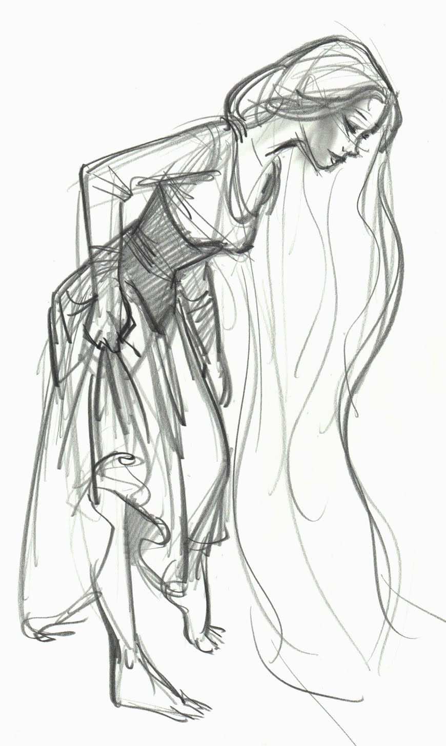 Character Design Concept Tutorial : Cartoon concept design tangled sketches and characters