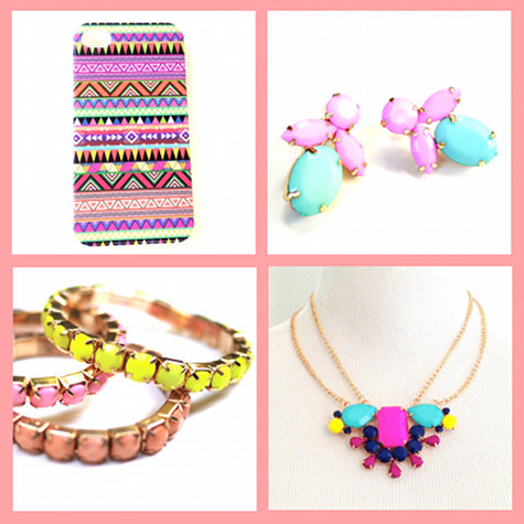 Hot fashion accessories for spring - Color trending and elegant jewelry accessories from Shop Ethereal Hot fashion accessories for spring - Color trending and elegant jewelry accessories from Shop Ethereal - Enter to win a $50 Gift Certificate