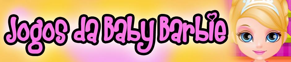 jogos da Baby Barbie