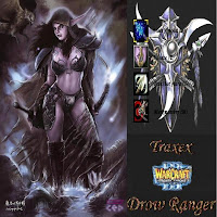 Traxex-The Drow Ranger welovedotas.blogspot.com