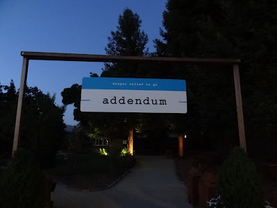 Ad Hoc Addendum