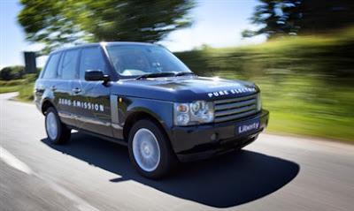 Range Rover E-Range