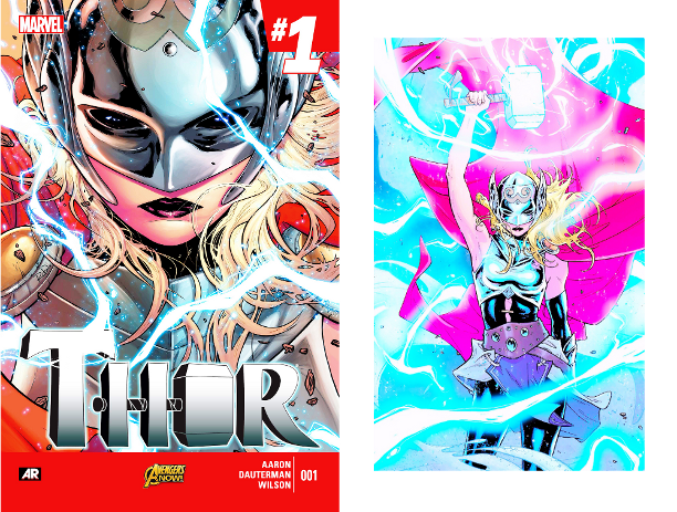 Marvel, Thor, fumetti, Aaron, rencensione