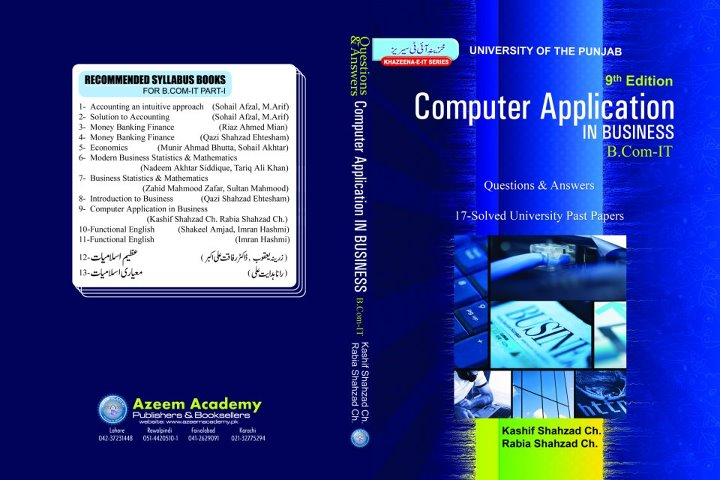 computer application in business Business administration - computer information systems option,  application of computer technology in many career  in business administration - computer.