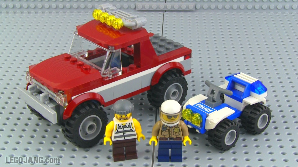 LEGO set #4437 | I picked up Police Pursuit this weekend. It… | Flickr