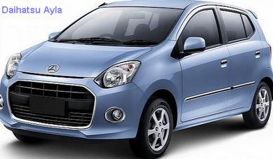 Spesifikasi Dan Harga Resmi Daihatsu Ayla