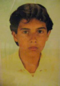 José Carlos con 16 años