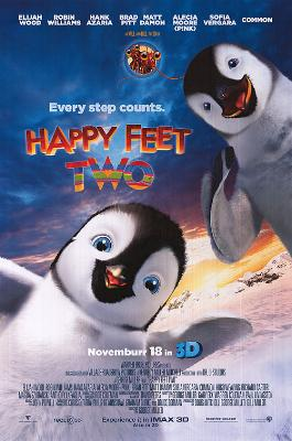 Filme Poster Happy Feet 2 - O Pinguim DVDRip XviD & RMVB Legendado