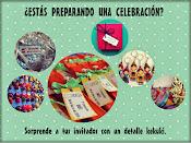¿Estás preparando una celebración?