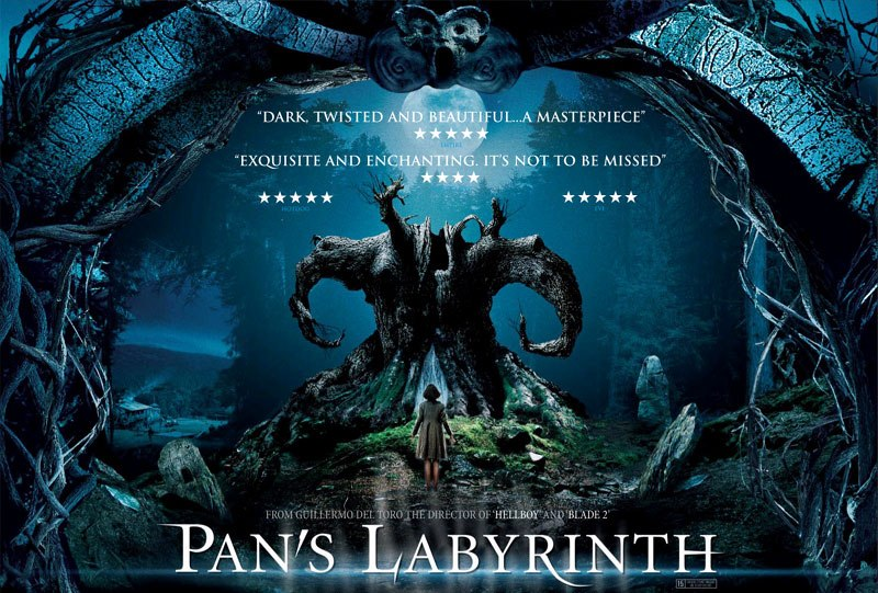 pans labyrinth essays Pan's labyrinth (2006) on imdb: movies, tv, celebrities, and more.