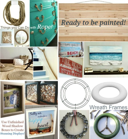 Where to Buy Coastal Craft Supplies