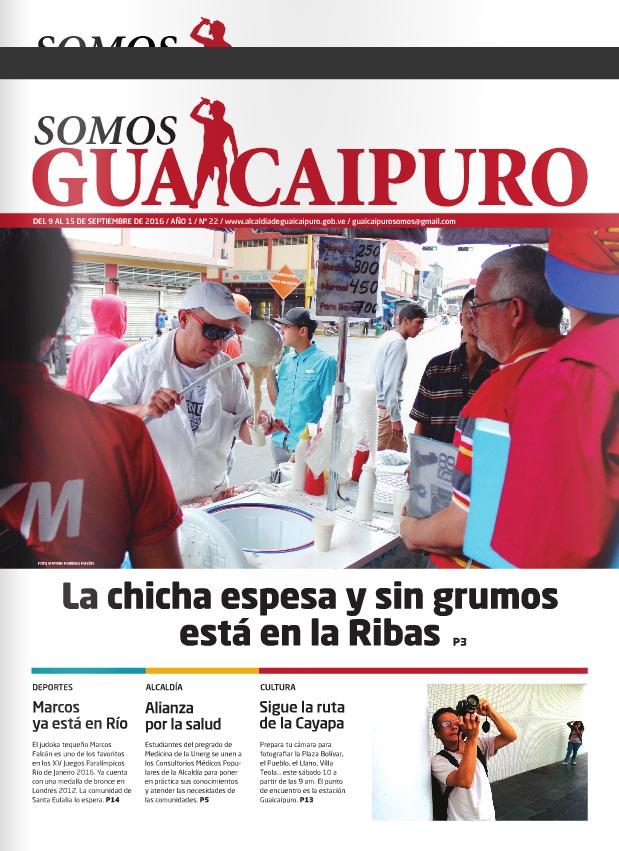 Somos Guaicaipuro 22