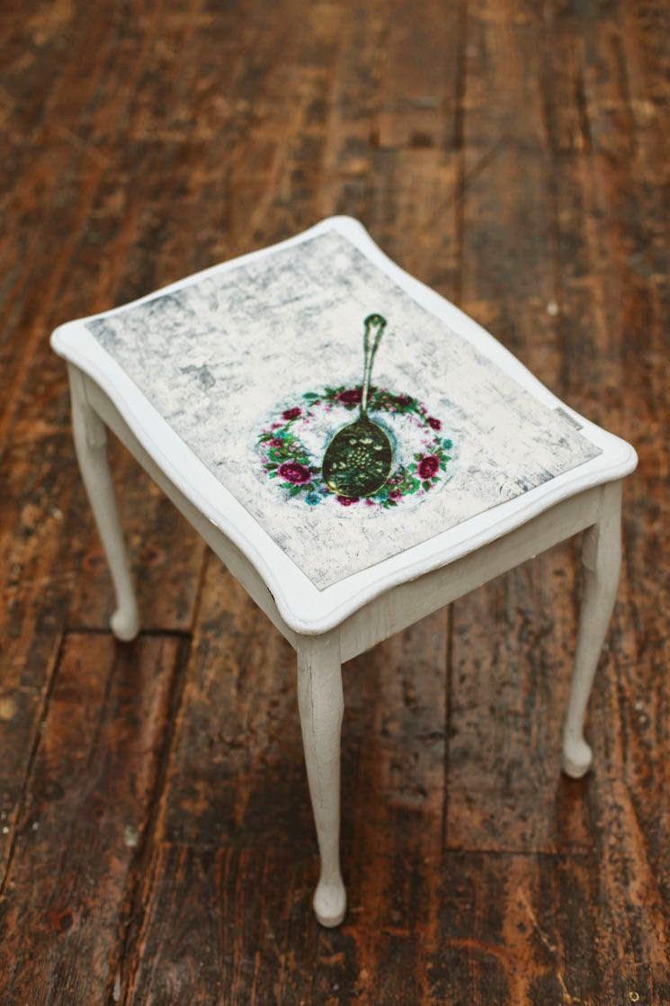 irish home decor tea tray cloth