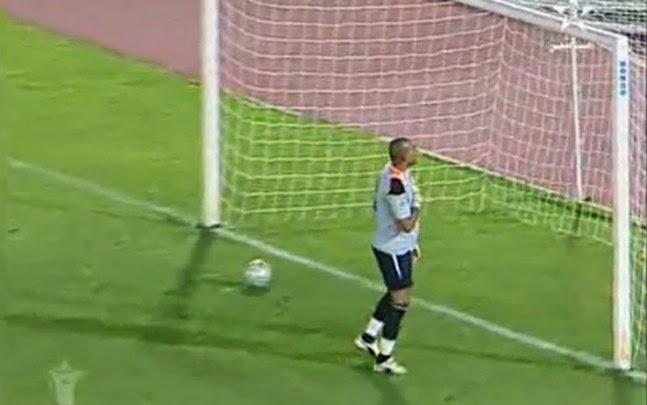 Episodio a dir poco curioso...ottavi di finale della Marocco's Cup