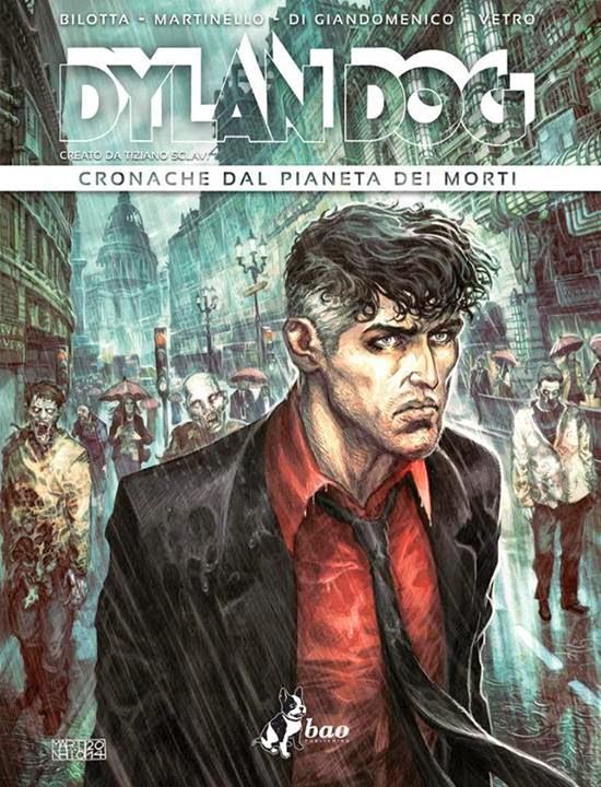 Dylan Dog - Cronache dal Pianeta dei Morti (BAO Publishing)