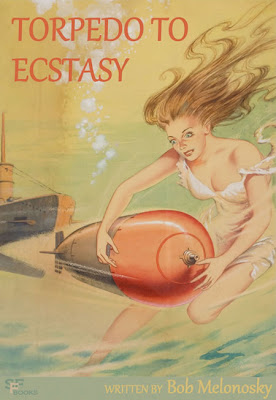 Torpedo to Ecstasy book written by Bob Melonosky about water nymphs