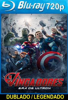 Assistir Vingadores – Era de Ultron Dublado 2015Q