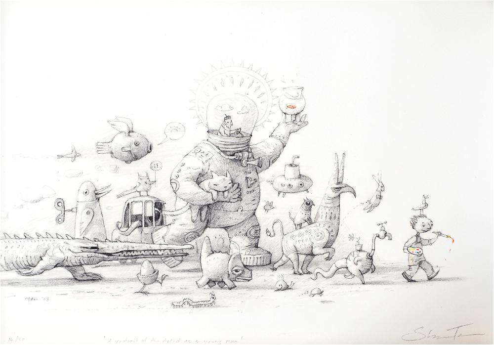 Artsprint Shaun Tan