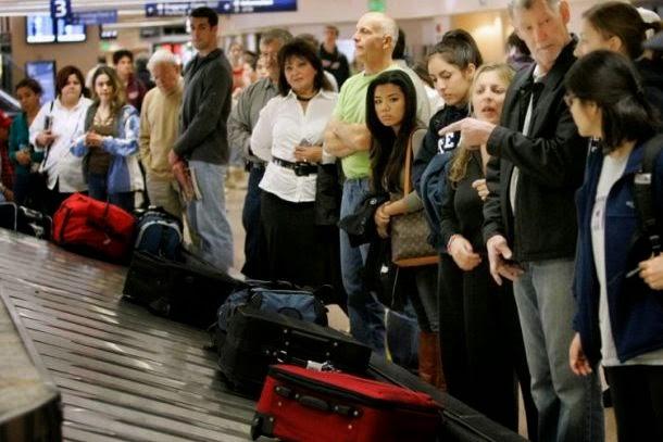 Советы путешественникам - как вести себя в аэропорту