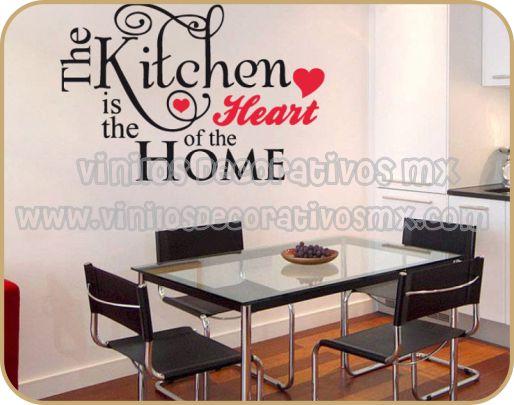 Vinilos decorativos para cocina, restaurant, cafeteria, pasteleria ...
