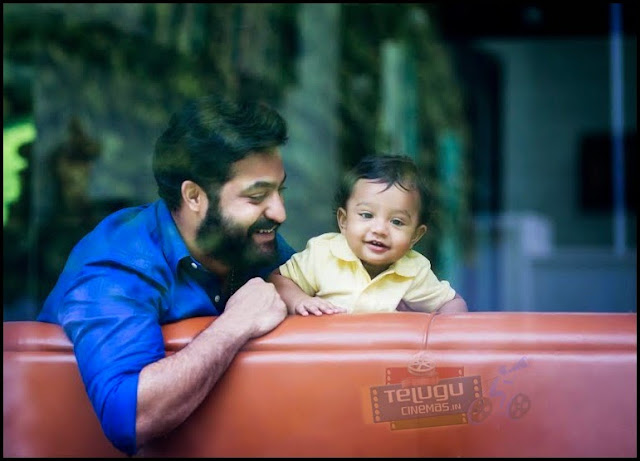 Ntr Son Abhay Ram Photos