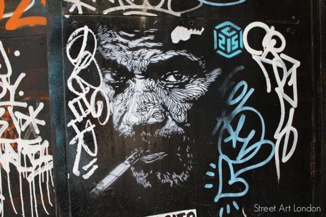 C215+graffiti+street+art+Brick+Lane