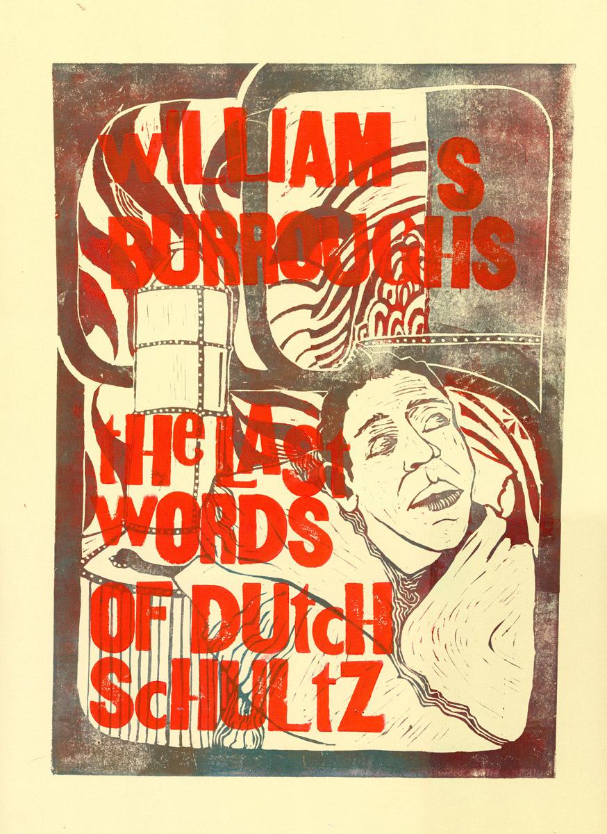 william s burroughs thesis