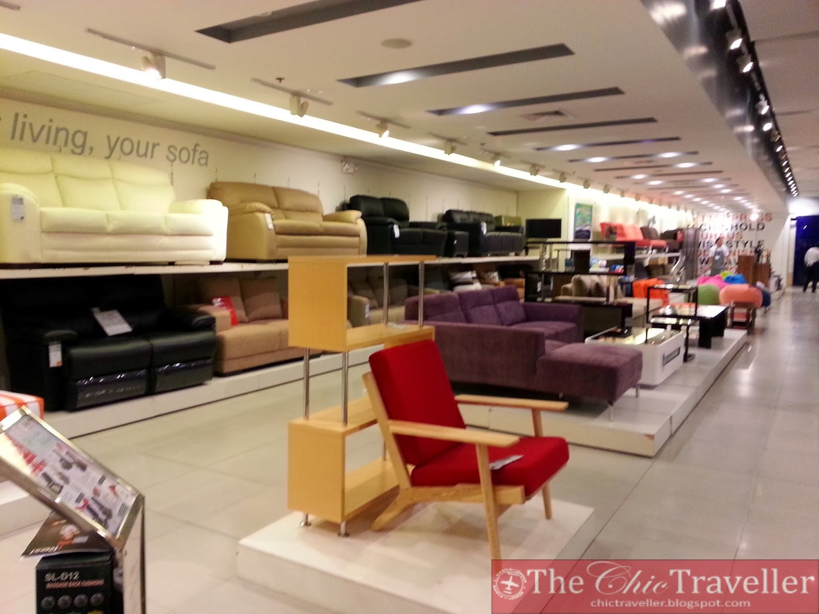 The chic mompreneur our home sm southmall for Good home decor stores