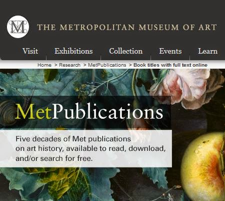 Free on-line art books: history, artists, eras, museum collections