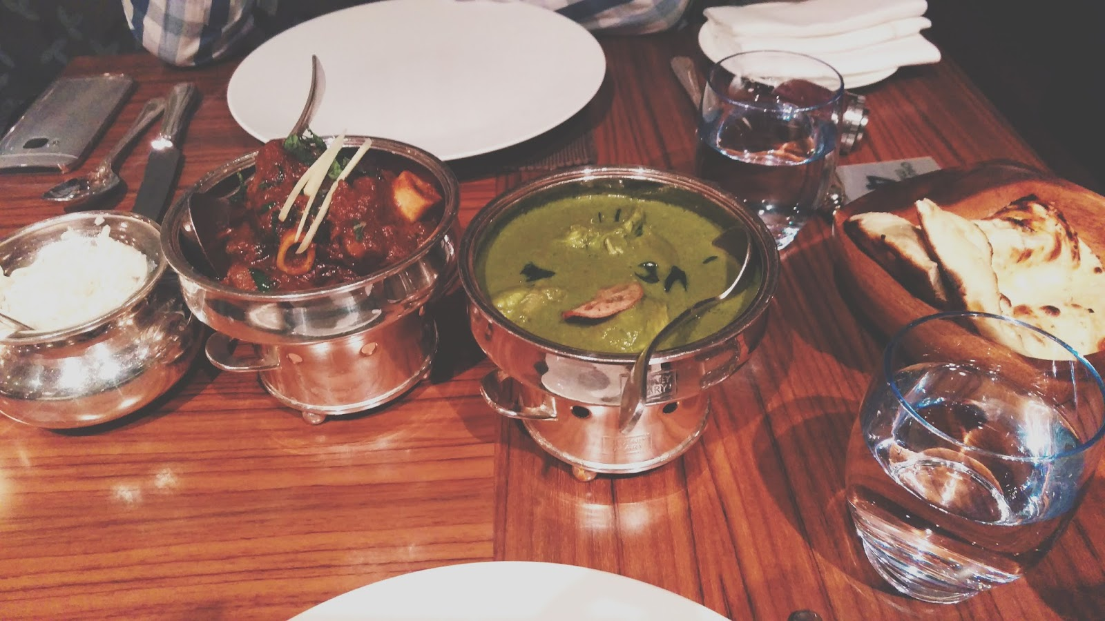 Chutney Mary London Restaurant Review curry