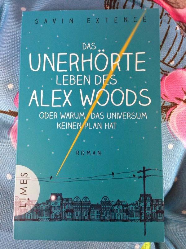 Buch - Das unerhörte Leben des Alex Woods oder Warum das Universum keinen Plan hat - www.annitschkasblog.de