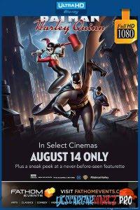 Batman y Harley Quinn (2017) 1080p Latino