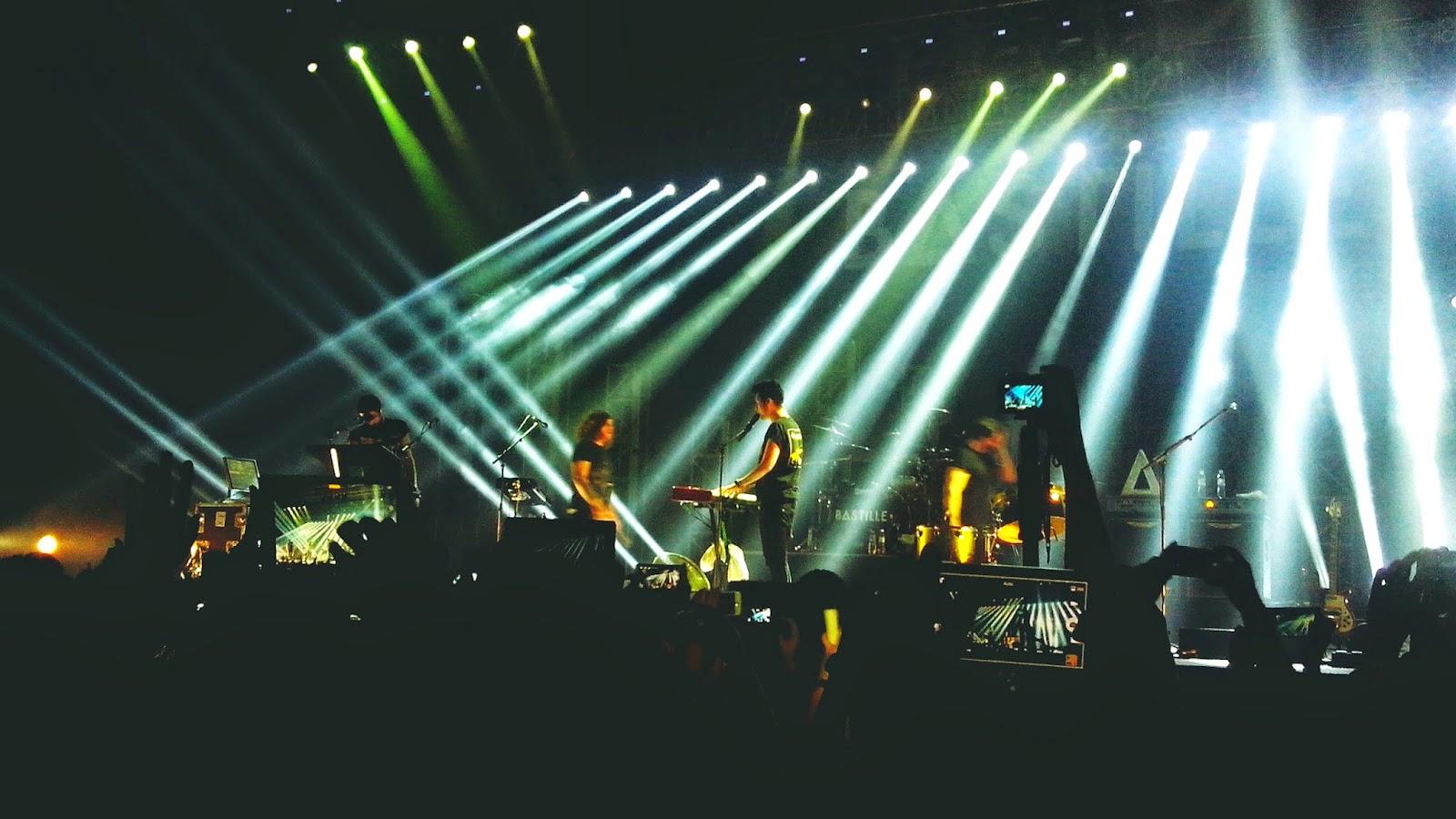Bastille Live in Manila