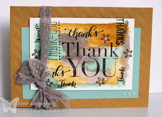 stampinup lovetostamp another thank you incolor chevron embossingfolder