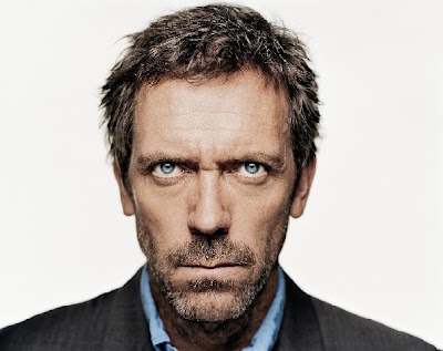 Hugh Laurie Crossbones