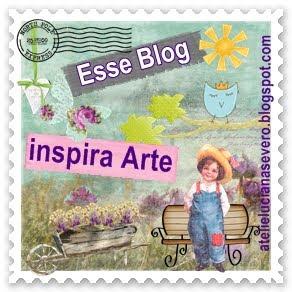 "PREMIO ""Este blog inspira Arte"""