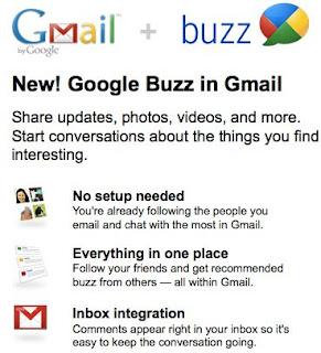 Google Akan Tutup Layanan Google Buzz