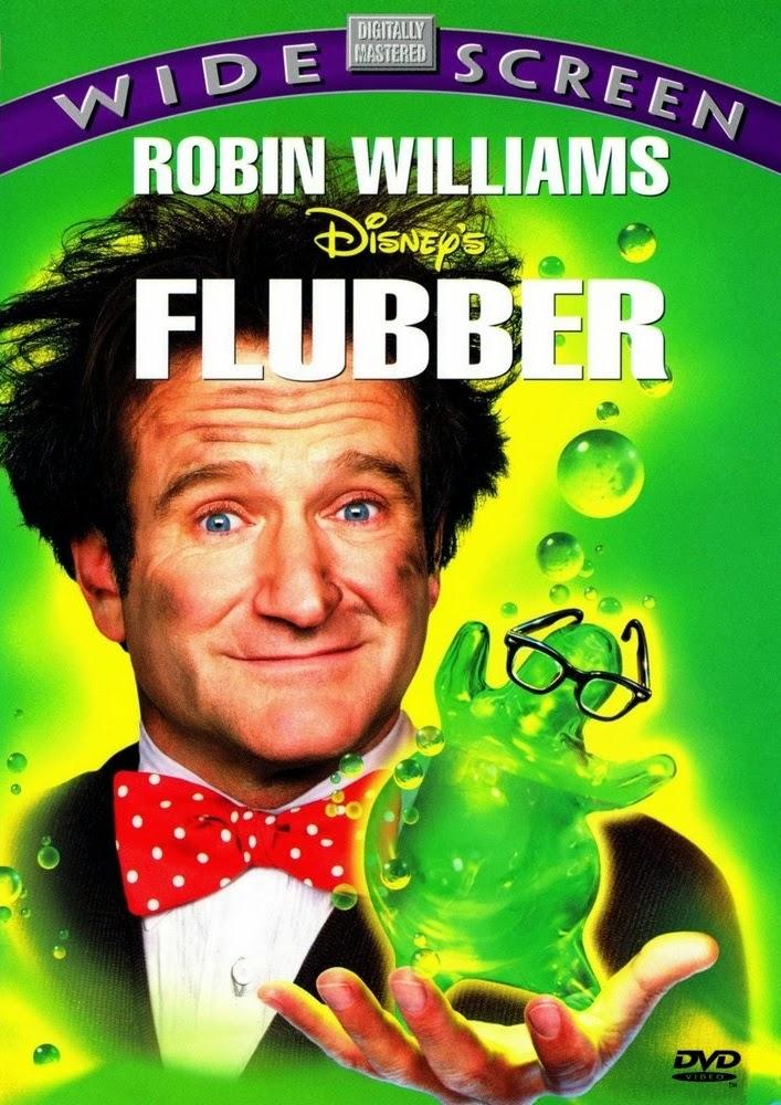 Flubber: Uma Invenção Desmiolada – Dublado