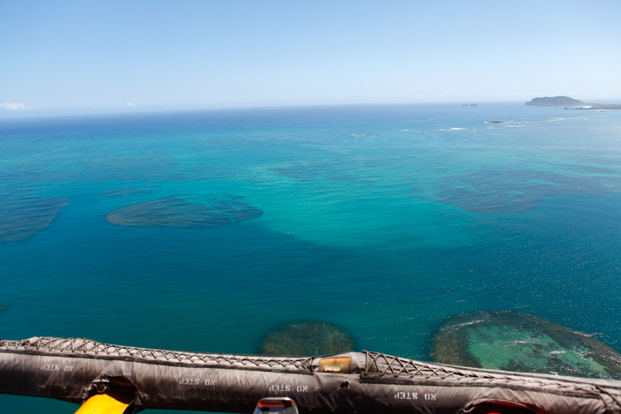 Levitate Style Travel: Oahu, Hawaii Open Door Helicopter Tour | Genesis Helicopters