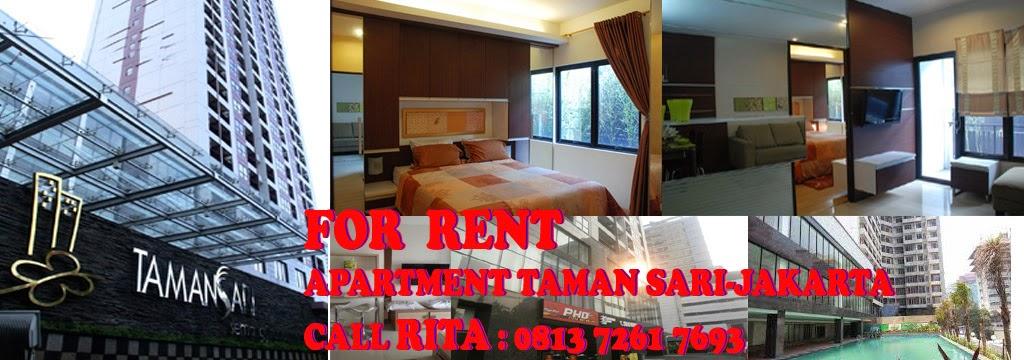 Apartment-Tamansari