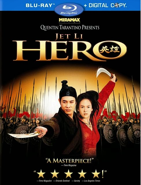 Hero (Héroe)(2002) m720p BDRip 2.9GB mkv Dual Audio AC3 5.1 ch