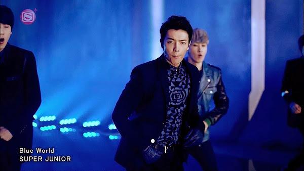 Super Junior Donghae Blue World