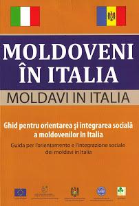 """PROGETTO: """"MOLDAVI IN ITALIA""""."""