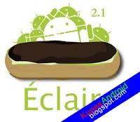 Android versi 2.0/2.1 (Eclair)
