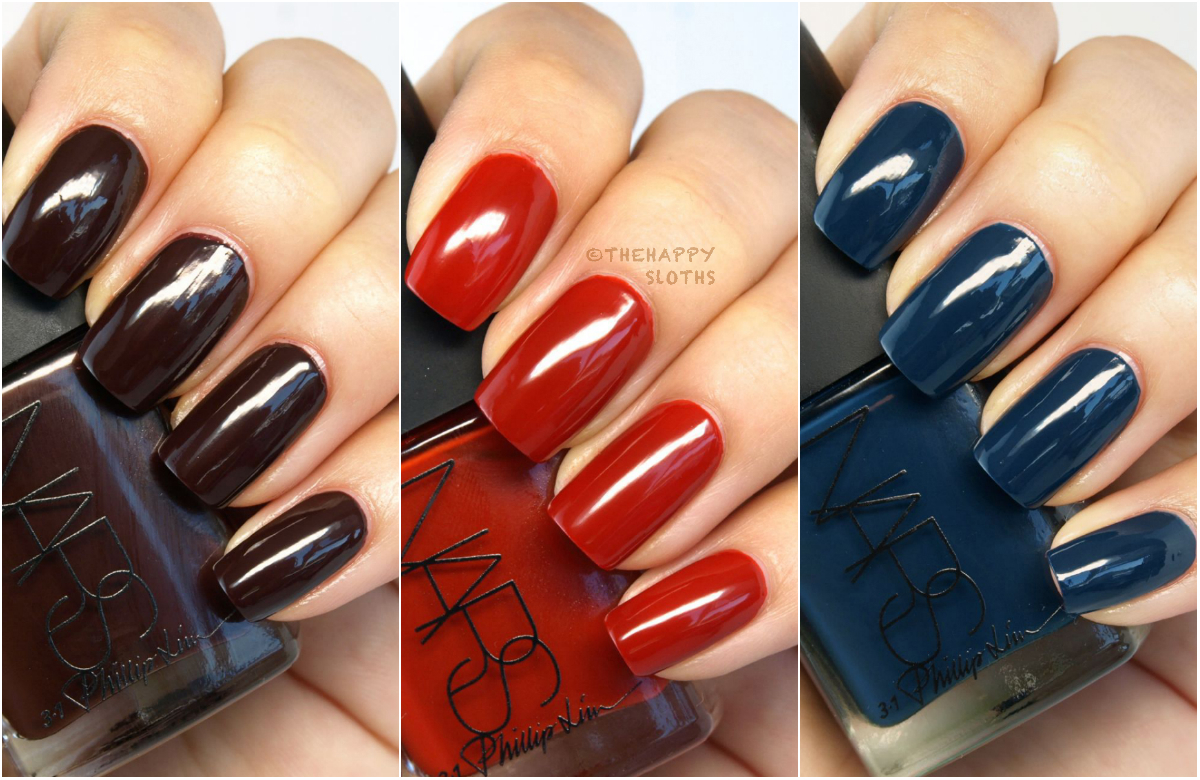 NARS 3.1 Phillip Lim Collection Nail Polish: Review and Swatches