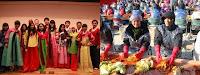 Hanbok Wearing dan Kimchi Making