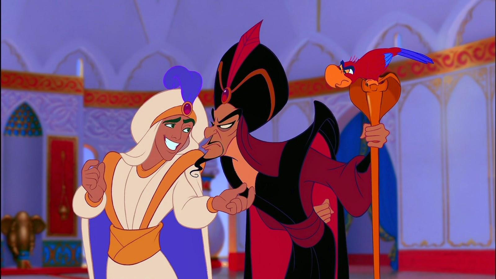 Aladino, cuento infantil