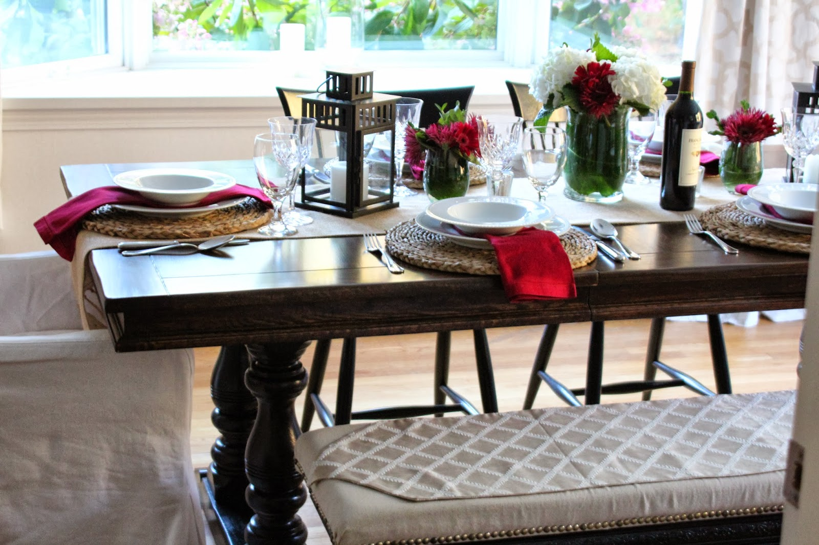 Stripping Dining Room Table A New Dining Room Table Shine Your Light