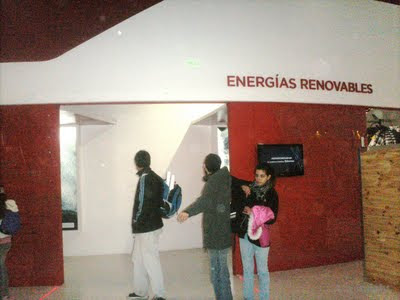Energías renovables Tecnópolis